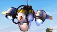 Новые способности в действии (ракетный дрон, звуковая мина и турбо-отбойный молоток)