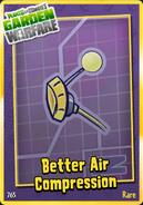 Better air compression sticker
