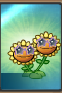 Twin Sunflower Online Costume
