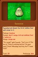 New Squash