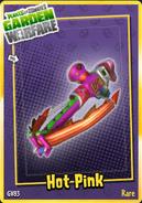 Sticker Weapon Z4 Crossbow Hot Pink