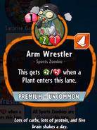 Arm Wrestler Old statistics