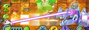 Zombot Dino Laser Attack