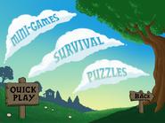 Quickplay menu