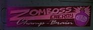 Zomboss Energy Ads Poster 2