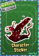 Count Chompula Sticker 2