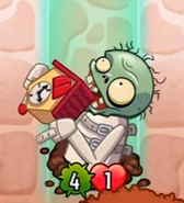 Cuckoo Zombie About Attacking
