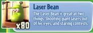 LaserBeanDescription