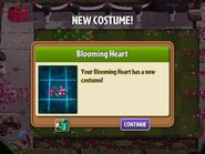 Getting Blooming Heart's First Costume