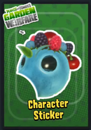 Sticker Berry Shooter5