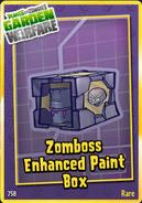 Zomboss Enhanced Painter Box