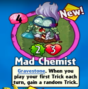 Receiving Mad Chemist (old)
