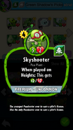 Skyshooter Statistics