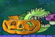 Pumpkin Supechomper