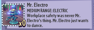 Mr. Electro Stats