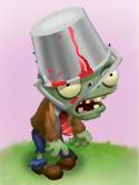 Зомби с ведром