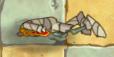 Mummy Zombie lying on the ground (PvZ2IAT)