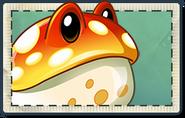 Toadstool Seed Packet