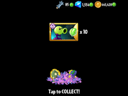 Obtaining Goo-Peashooter Seed Packets
