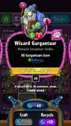 Wizard Gargantuar stats
