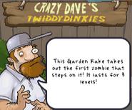 Description Garden Rake