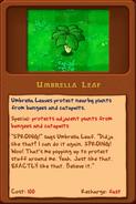 Umbrellaleaf almanac pc