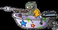 BWB Zombie China Concept