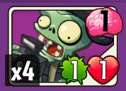 Paparazzi Zombie new card