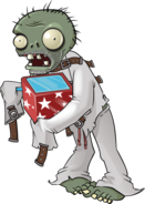 Jack-in-the-box zombie HD