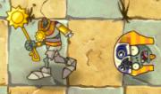 Ra Zombie after losing its head (PvZ2IAT)