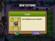 Getting Stallia's Second Costume