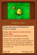 Kernel Almanac