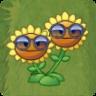 Twin Sunflower Costume2