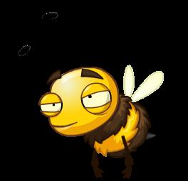 Пчела Берни