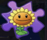 Piece of Puzzle Sunflower