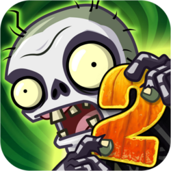 Plants Vs. Zombies 2 It's About Time Icon (Versions 4.1.1).png