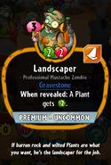 Landscaper Old Description