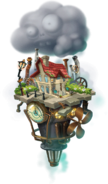 Steam Ages World Map Icon