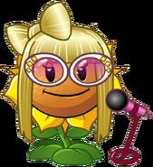 Sunflower Singer HD Costume