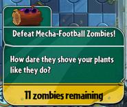 Defeatmecha game