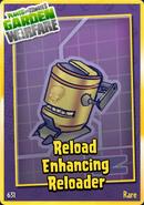 Reload Enhancing Reloader Upgrade Sticker