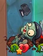 Paparazzi Zombie About Defeat