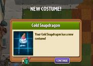 Got Costume Cold Snapdragon's