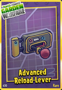 Advanced Reload Lever