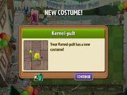 Getting Kernel-pult Birthday Costume