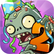 Plants Vs. Zombies 2 It's About Time Icon (Versions 3.5.1)