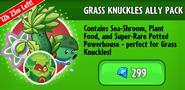 Grass Knuckles Pack