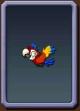 Zombie Parrot Icon2