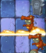 Jalapeno vs Imp Dragon