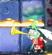 Announcer Imp atacked